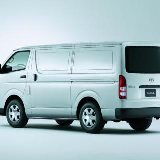 - Cargo Van
